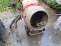 Belle Minimix 150 Cement Mixer 110V With Stand