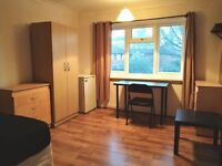 DOUBLE ROOM TWIN ROOM CANNING TOWN - POPLAR - ALL BILLS INCLUSIVE AVAILABLE NOW
