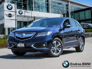 2016 Acura RDX RDX with Tech Package