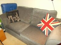 Double sofa bed for sale Glenrothes area good condition ��75 ono tel 07596667095