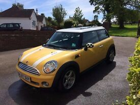 Mini Cooper 1.6L 2007 with Chilli pack *** REDUCED***