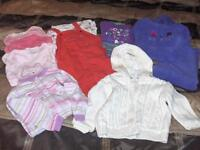 Girls Clothing size 24months and 2T
