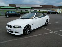 BMW 323 CI Convertible with M3 Sports Kit