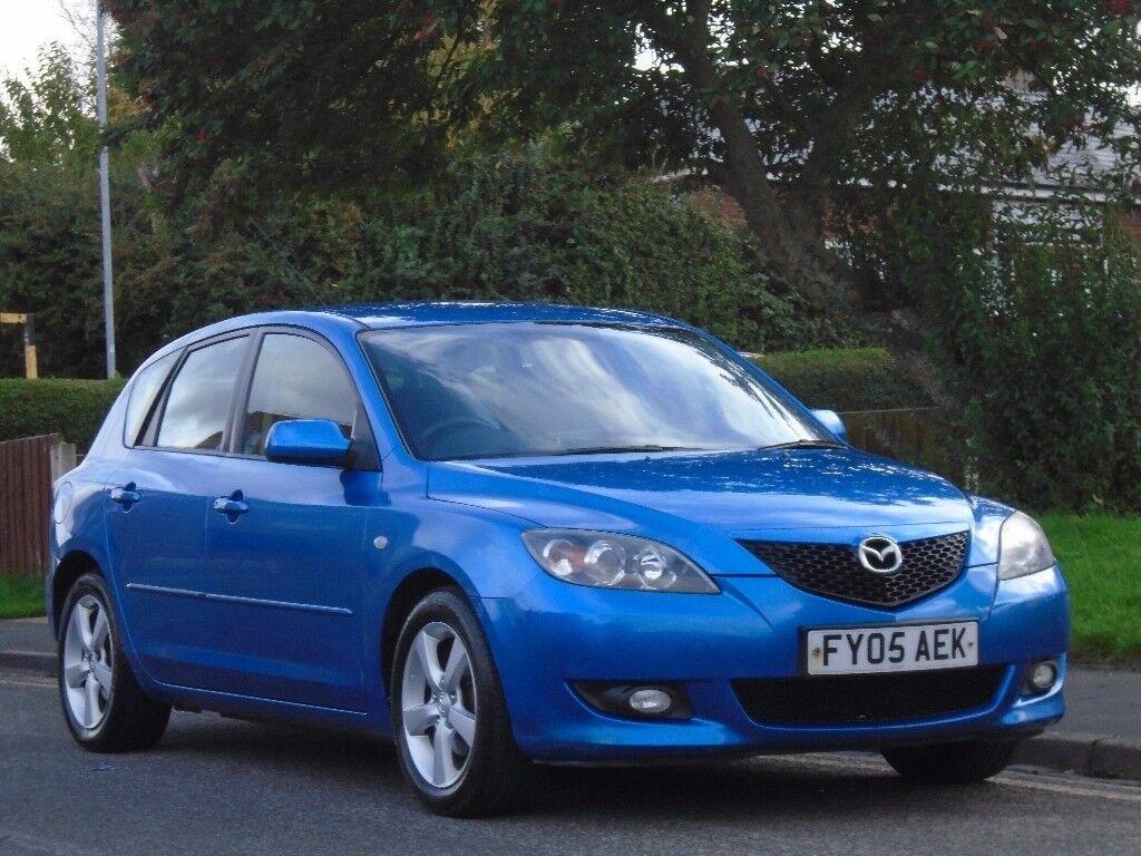 Mazda3 1.6 TS2 Hatchback 5dr£899 p/x welcome 1 OWNER,FULL SERVICE,LONG MOT
