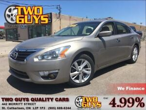 2013 Nissan Altima 2.5L Sunroof | Htd Seats | Alloys | Automatic
