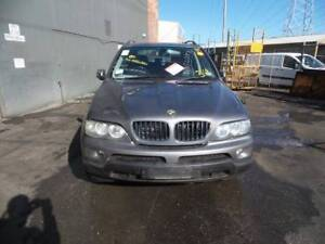 Wrecking 2004 BMW X5 Keilor East Moonee Valley Preview