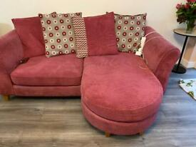 Set of 3 dfs sofas - can be sold separately