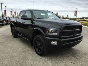 2016 Ram 2500 Laramie|Leather|Black Out Package|Sunroof