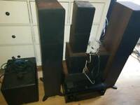 Pioneer VSX2021 Amplifier/avr 7.1 Cambridge Surround sound sysyem