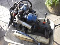 Lister Petter Mini 6 AC1W Boat engine