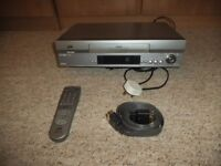 Video Cassette Recorder/Player