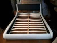 doble bed frame