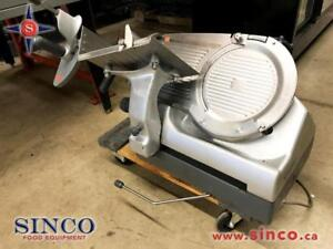 AUTOMATIC MEAT SLICERS
