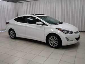 "2016 Hyundai Elantra ""ONE OWNER"" ELANTRA SPORT w/ Sunroof, Alloy"