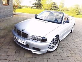 Bmw 330ci Convertible M Sport Fully loaded