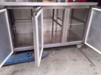 COLD FOOD COMMERCIAL BENCH FRIDGE RESTAURANT KITCHEN FOSTER CAFE FASTFOOD TAKEAWAY CATERING SHOP