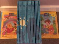 Disney Pooh book collection