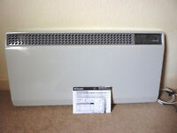 New Dimplex PLX200TI wall mounted 2Kw convector panel heater