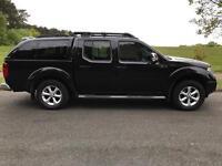 Nissan Navara dCi Die Hard Double Cab Pickup