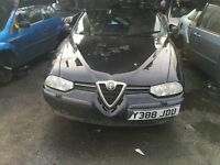 ALFA ROMEO 156 JTD VELOCE SWAGON 2001- FOR PARTS ONLY