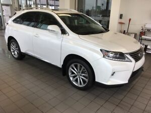 2015 RX 350 Touring 1 Owner Local Trade: PST Paid Navigation, B