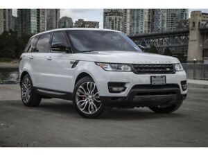 2016 Land Rover Range Rover Sport V8 Supercharged Dynamic Sale O