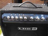 Line 6 Lowdown Bass amp