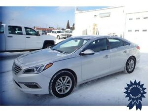 2016 Hyundai Sonata GL - 28,058 KMs, 2.4L Gas, Backup Camera
