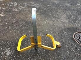 Wheel lock (2key)