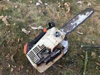 Stihl ms200t top handle saw