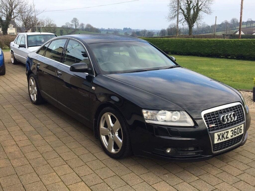 2006 audi a6 s line 2 7 tdi quattro automatic in dungannon county tyrone gumtree. Black Bedroom Furniture Sets. Home Design Ideas