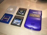 Nintendo Game boy color gameboy