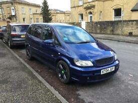 Vauxhall zafira 1 last 13 years