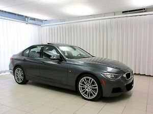 2014 BMW 3 Series 335i x-DRIVE M PERFORMANCE PACKAGE w/ NAV, HEA