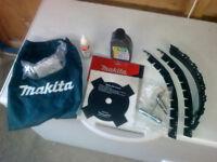 Makita Brushcutter 4 stroke