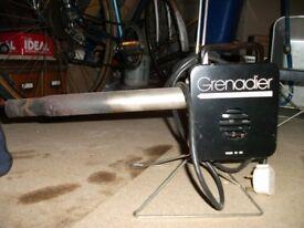 Grenadier electric firelighter.
