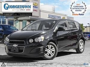 2012 Chevrolet Sonic LS LS * New Tires One Owner *