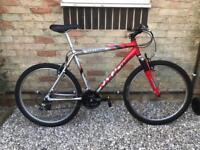 Saracen fasttrax mountain bike