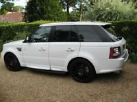 Range Rover Sport HSE great condition and huge spec