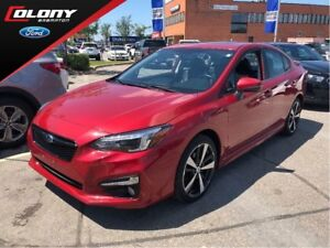 2017 Subaru Impreza Leather | Navi | Moonroof | Rear Cam