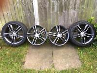 Audi A3 | 18inch Replica S5 Alloy Wheels (8P)