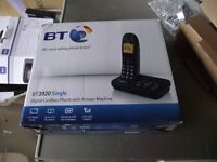 BT Digital Cordless Phone with Answer Phone