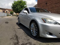 Lexus IS250, 2005, LOW MILES, F SPORT WHEELS, FSH, LEATHER, AUTOMATIC