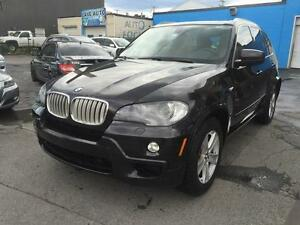 BMW X5 4,8i 2008-NAV-TOIT PANO-FULL LOADED