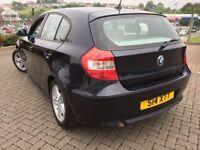 **2006 BMW 118D SPORT BLUE 6 SPEED TOP .CONDITION**