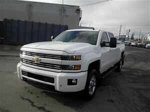2015 Chevrolet SILVERADO 2500HD LTZ | Leather | Heated/ AC Seats