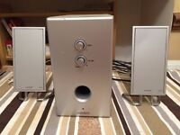 ADVENT ADE-210F 2.1 PC Loudspeakers in good condition
