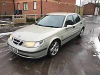 Saab 9-5 linear sport 2.0T automatic 74k **P/X WELCOME/SWAPS**