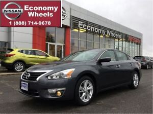 2013 Nissan Altima 2.5 SV One Owner
