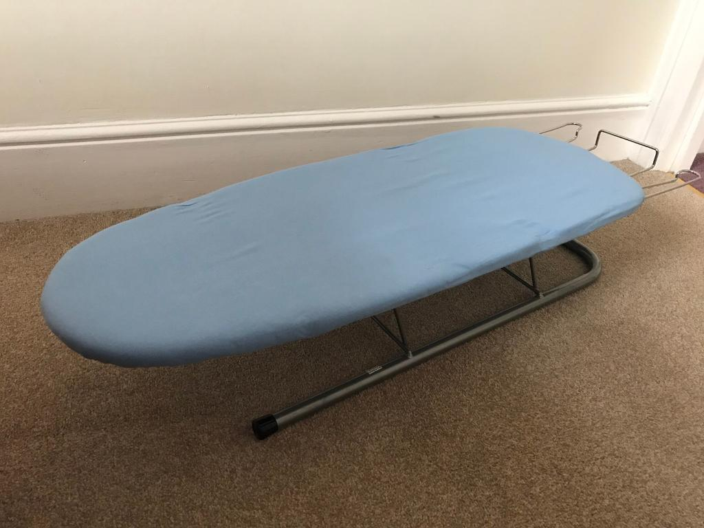 Table top ironing board. New. Never used